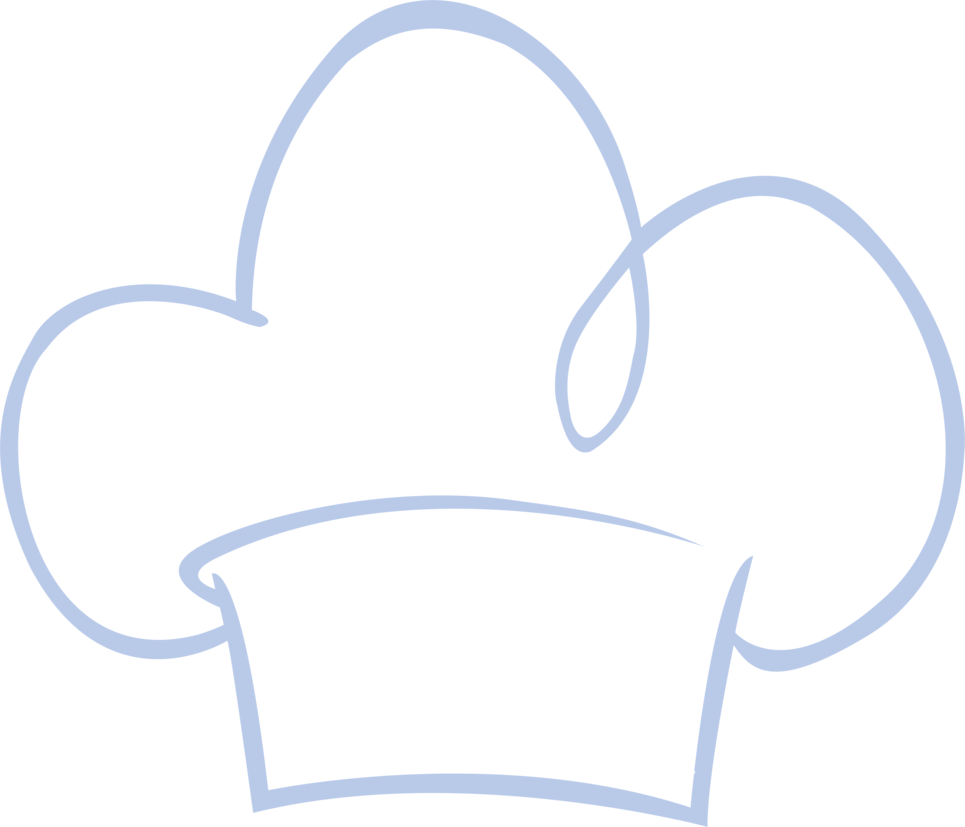 Chef hat clipart png clip black and white stock Outline Chef Hat - ClipArt Best clip black and white stock