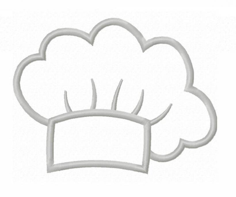 Chef hat clipart png svg transparent Apple chef hat clipart - ClipartFest svg transparent