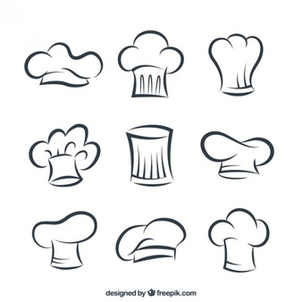 Chef hat free clipart banner library Chef Hat Vectors, Photos and PSD files | Free Download banner library