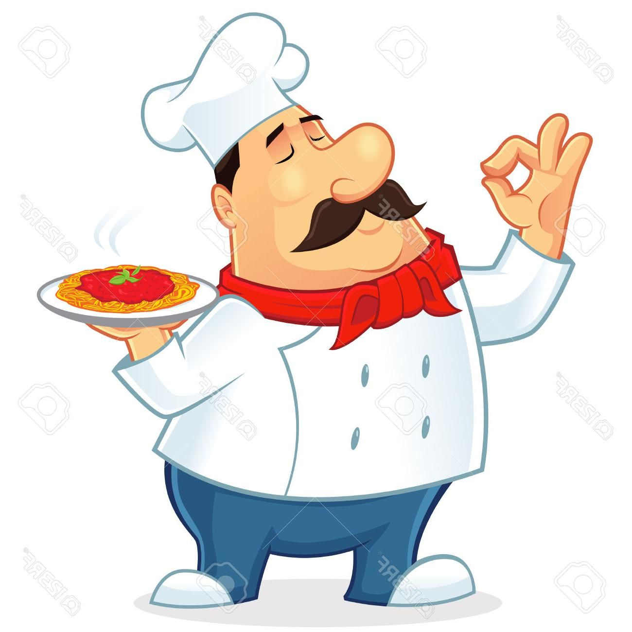 Chef illustration clipart graphic free stock Italian Chef Clipart Free - ClipartXtras | Italian TREASURES ... graphic free stock
