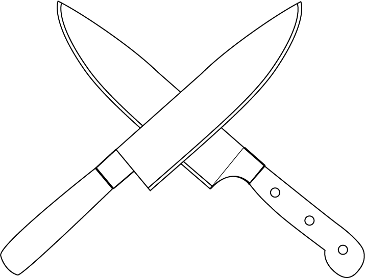 Chef knife clipart image stock Free Chef Knife Cliparts, Download Free Clip Art, Free Clip Art on ... image stock