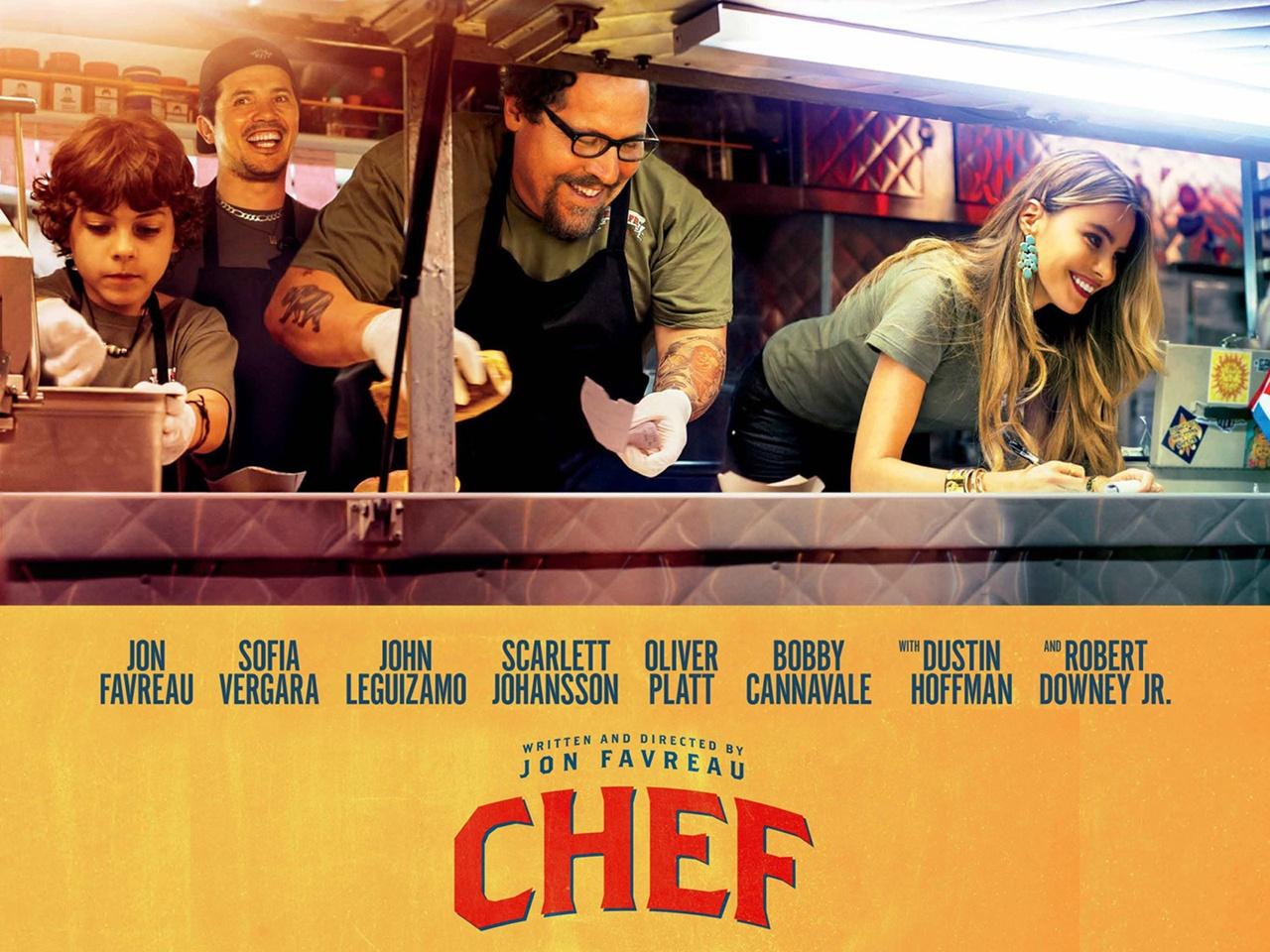 Chef movie picture transparent Weekend Rundown: 4 Film Reviews - Nerdlocker.com picture transparent
