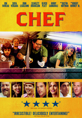 Chef movie clip stock 4th-Dimensional Film Review of Chef clip stock