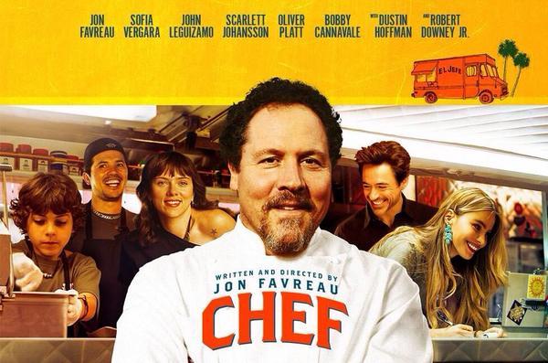 The film chefthefilm twitter. Chef movie