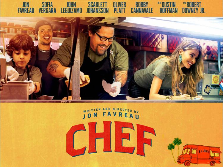 Chef movie. Netflix of the week