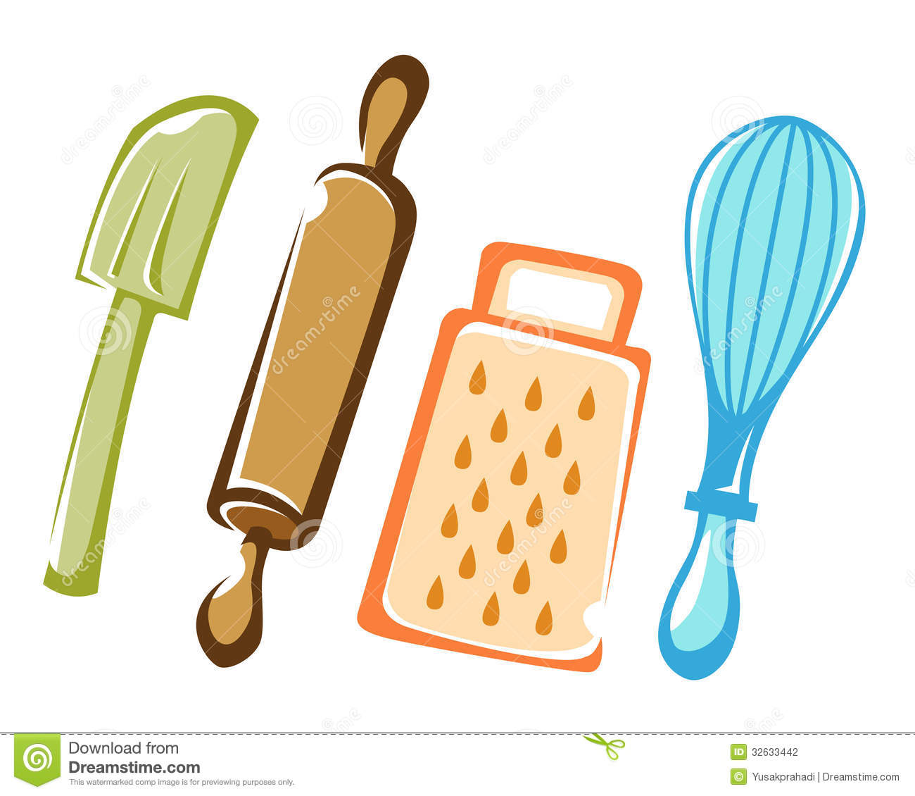 Chef utensils clipart graphic black and white Cooking Utensils Clipart | Free download best Cooking Utensils ... graphic black and white