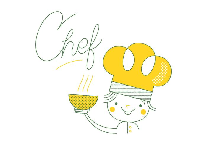 Chef vector clipart png library download Chef Free Vector Art - (25,410 Free Downloads) png library download