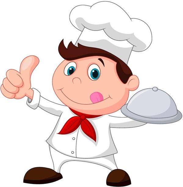 Chef vector clipart clipart library stock Cartoon chef vector graphics   厨师参考   Cartoon chef, Cartoon pics ... clipart library stock
