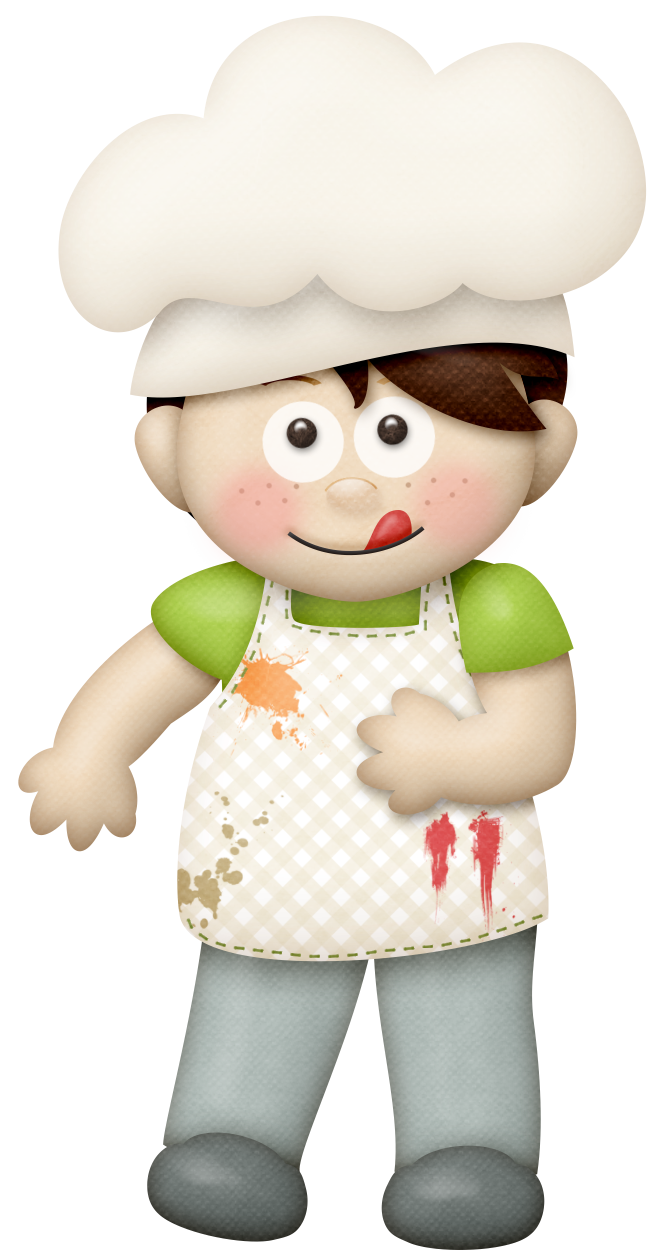 Chef with turkey clipart library lliella_HomeCookedMeal_boy1b.png   Pinterest   Album library