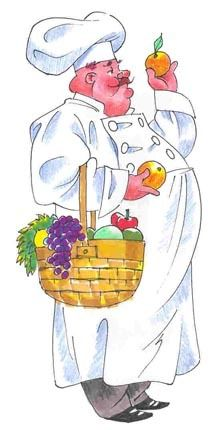 Chef-s choice clipart graphic download chef.quenalbertini: Chef illustration, Medium | Chef\'s | Chef ... graphic download