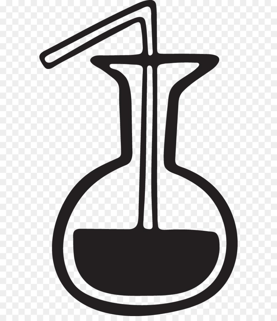 Chemistry beaker and test tube sillouette clipart jpg transparent Beaker Cartoon clipart - Beaker, Chemistry, Science, transparent ... jpg transparent