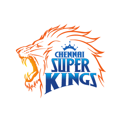 Chennai super kings logo clipart image library library Chennai Super Kings vector logo image library library