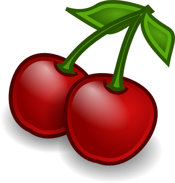 Cherries and apple clipart black and white svg free download Cherries Clip Art   picture quotes   Pinterest   Clip art, Svg file ... svg free download