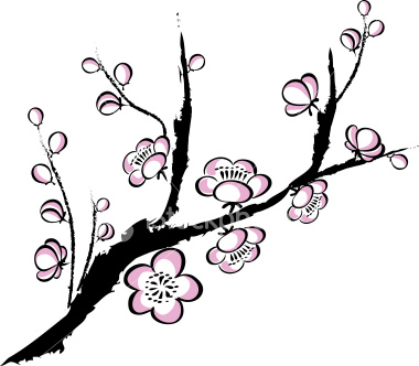 Cherry blossom clipart black and white png free download Free Cherry Cliparts Black, Download Free Clip Art, Free Clip Art on ... png free download
