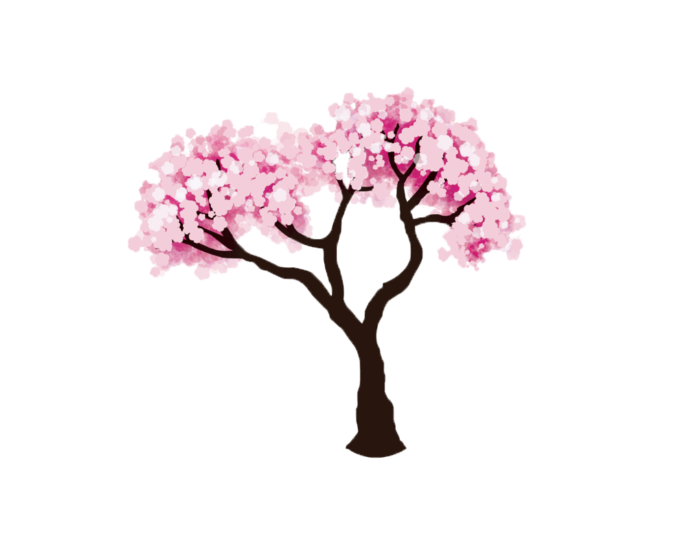 Cherry tree branch clipart vector freeuse PnG] cherry tree by o0oAnGGraphicso0o on DeviantArt vector freeuse