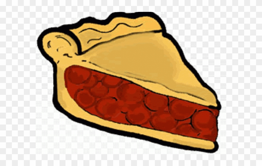 Cherry pie slice clipart freeuse download Meringue Clipart Pie Slice - Slice Of Pie Clip Art - Png Download ... freeuse download