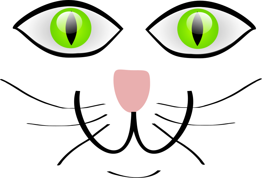 Cheshire cat face clipart image free download Cat Images Clip Art - Cliparts.co image free download