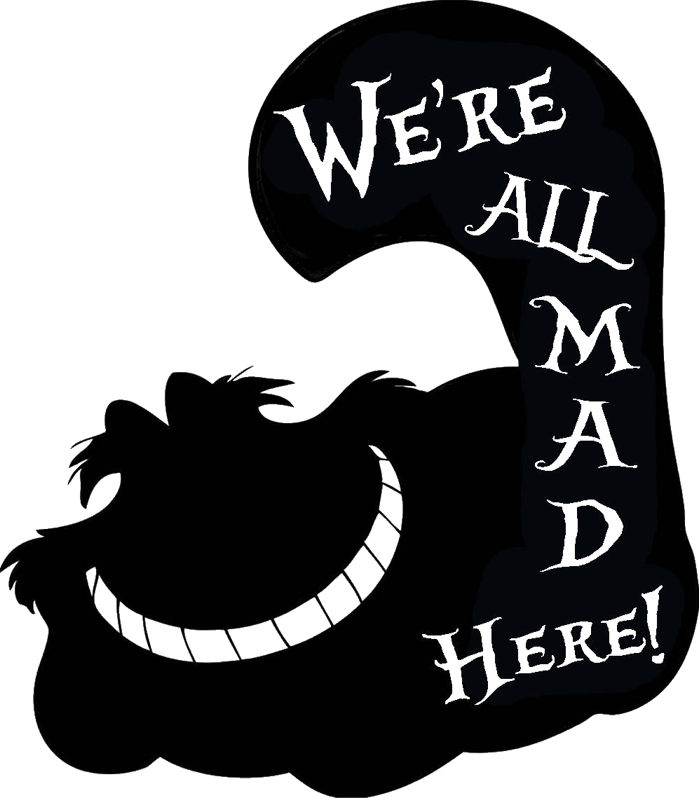 Cheshire cat skull clipart clipart library library Pin by Jenny Miller on Cricut stuff   Alice in wonderland crafts ... clipart library library