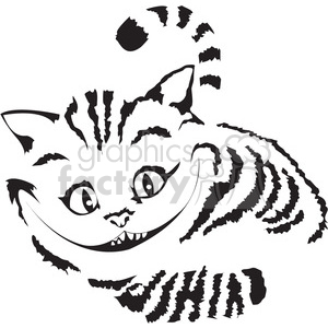 Cheshire cat skull clipart clip freeuse stock alice in wonderland cheshire cat clipart. Royalty-free clipart # 398022 clip freeuse stock