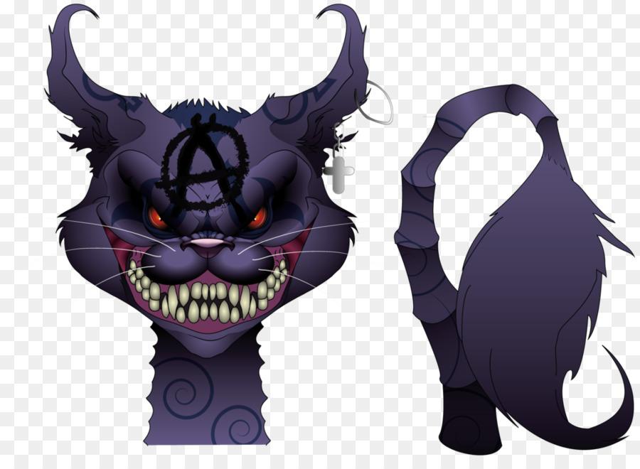 Cheshire cat skull clipart clip art free library Cheshire Cat clipart - Cat, Illustration, Graphics, transparent clip art clip art free library