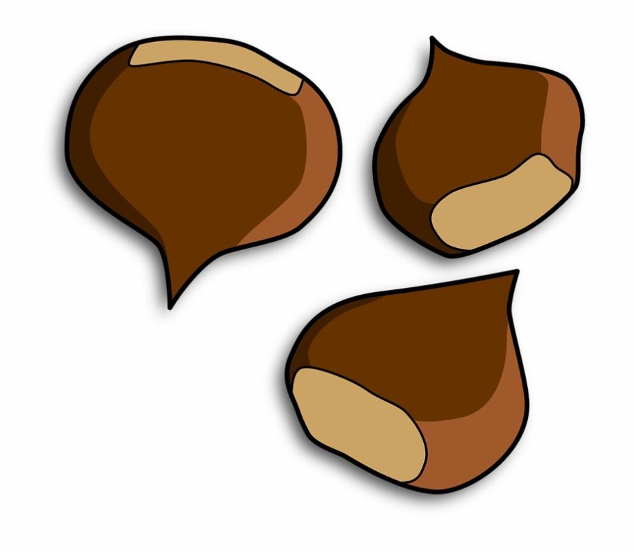 Chestnut clipart svg download Chestnut Clipart, Transparent Png Download For Free #2898777 - Trzcacak svg download