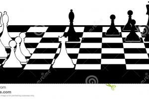 Chess clipart black white svg stock Chess clipart black and white 5 » Clipart Station svg stock