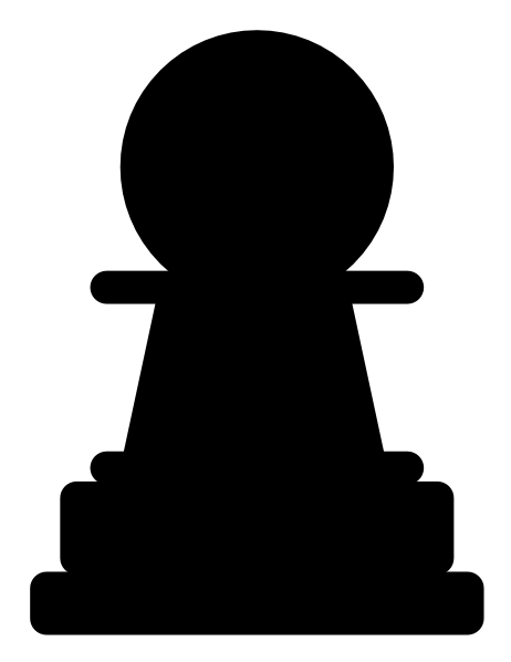 Chess pieces cliparts