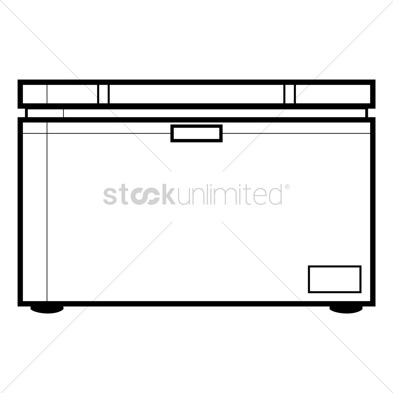 Chest freezer clipart png transparent stock Collection of Freezer clipart | Free download best Freezer clipart ... png transparent stock