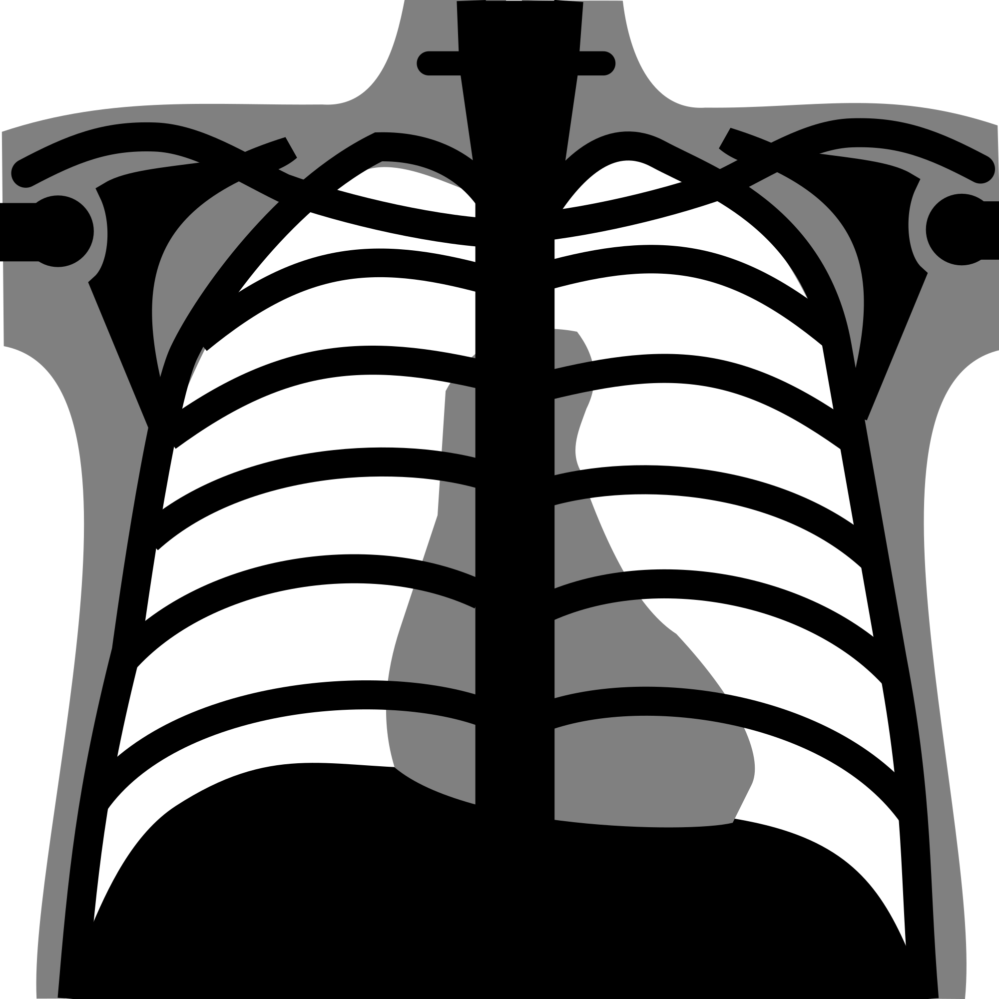 Chest xray clipart clip free stock Png Royalty Free Library X Rays Clipart - Chest X Ray Icon ... clip free stock
