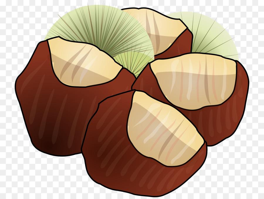 Chestnut clipart jpg black and white library Fruit Cartoon clipart - Food, Design, Fruit, transparent clip art jpg black and white library