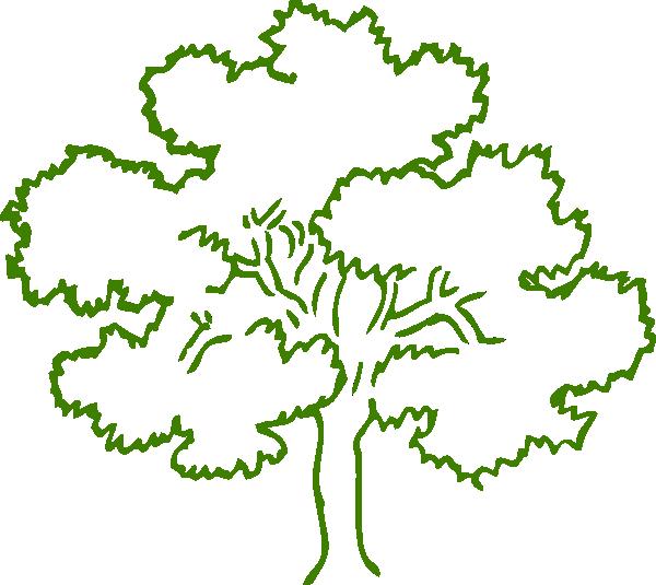 Chestnut tree clipart vector free library Tree Clip Art at Clker.com - vector clip art online, royalty free ... vector free library