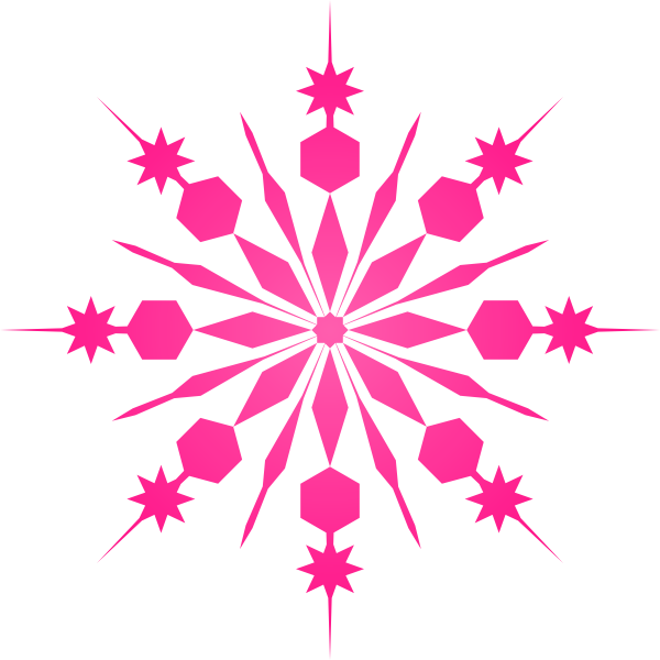 Pink snowflake christmas clipart background banner royalty free stock 28+ Collection of Lime Green Snowflake Clipart | High quality, free ... banner royalty free stock