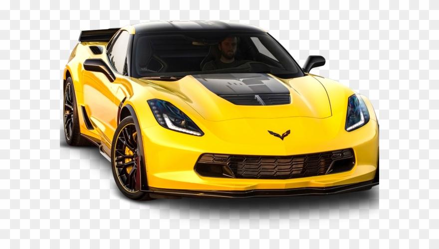 Chevrolet corvette clipart jpg library download Corvette Clipart Yellow - Corvette Png Transparent Png (#722723 ... jpg library download