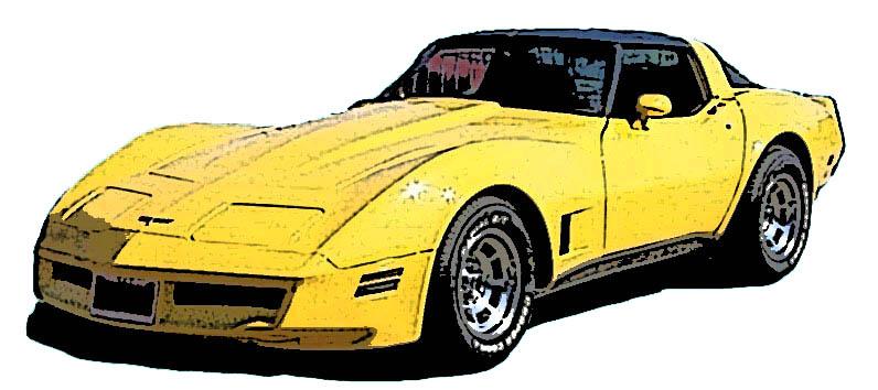 Chevrolet corvette clipart banner free Free Corvette Cliparts, Download Free Clip Art, Free Clip Art on ... banner free
