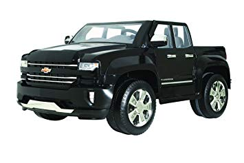 Chevrolet pickup truck side view free clipart clipart library download Rollplay W461-P 12V Chevy Silverado Truck Ride On Toy, Battery-Powered  Kid\'s Ride On Car - Black, Small clipart library download