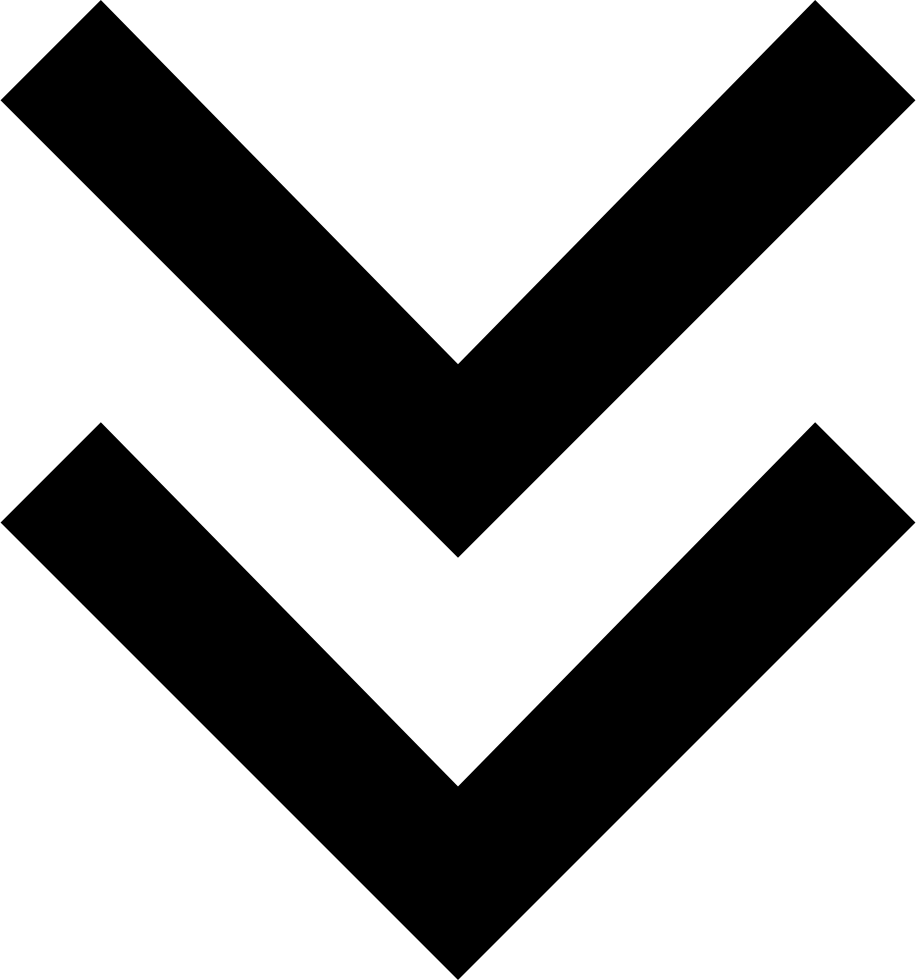 Chevron baseball clipart jpg freeuse stock Double Chevron Down Svg Png Icon Free Download (#515982 ... jpg freeuse stock