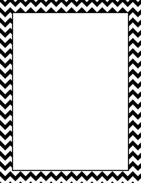 Chevron outline clipart png transparent stock Pin by Muse Printables on Page Borders and Border Clip Art | Page ... png transparent stock