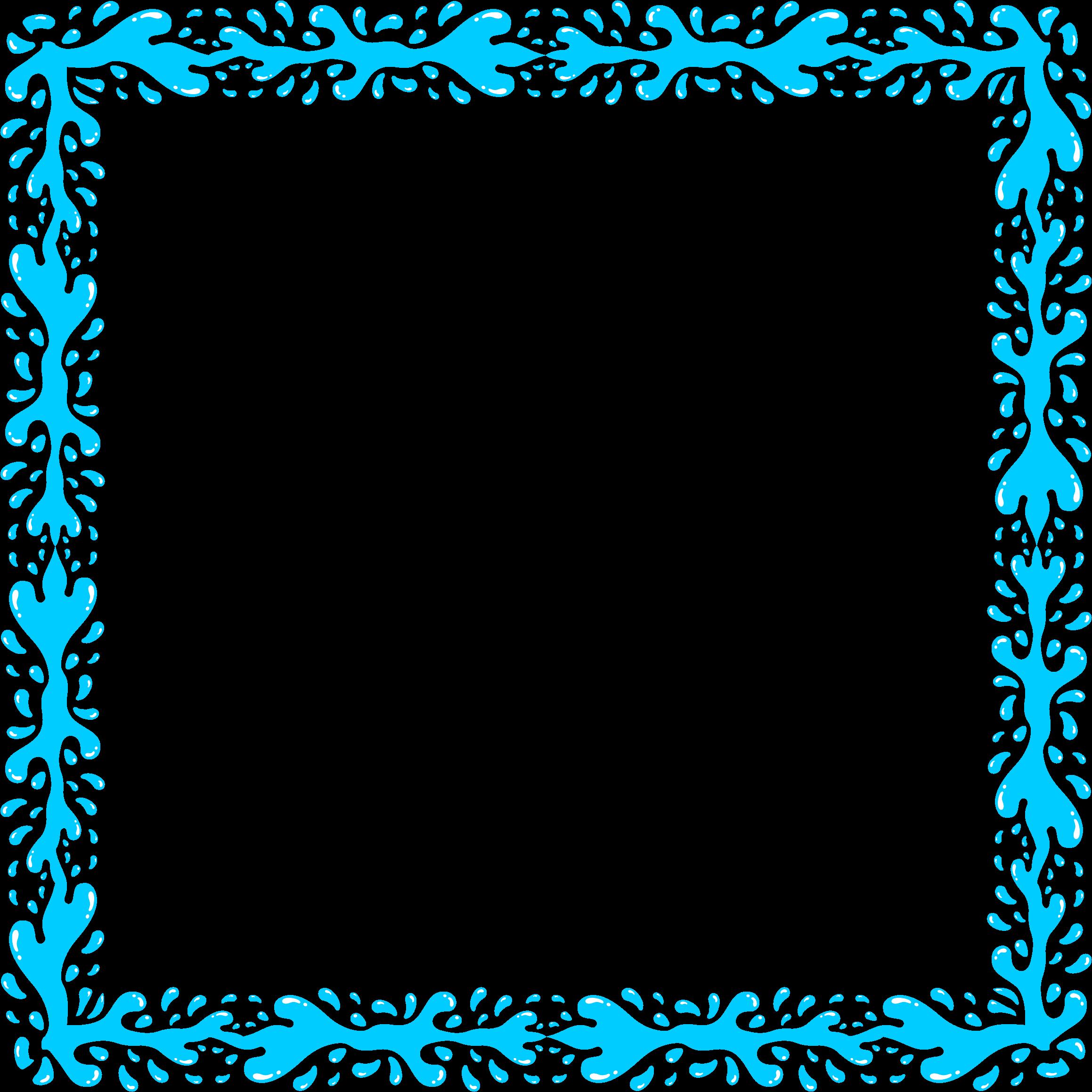 Snowflake border clipart free clip art royalty free Globe Clipart Border#3567670 clip art royalty free