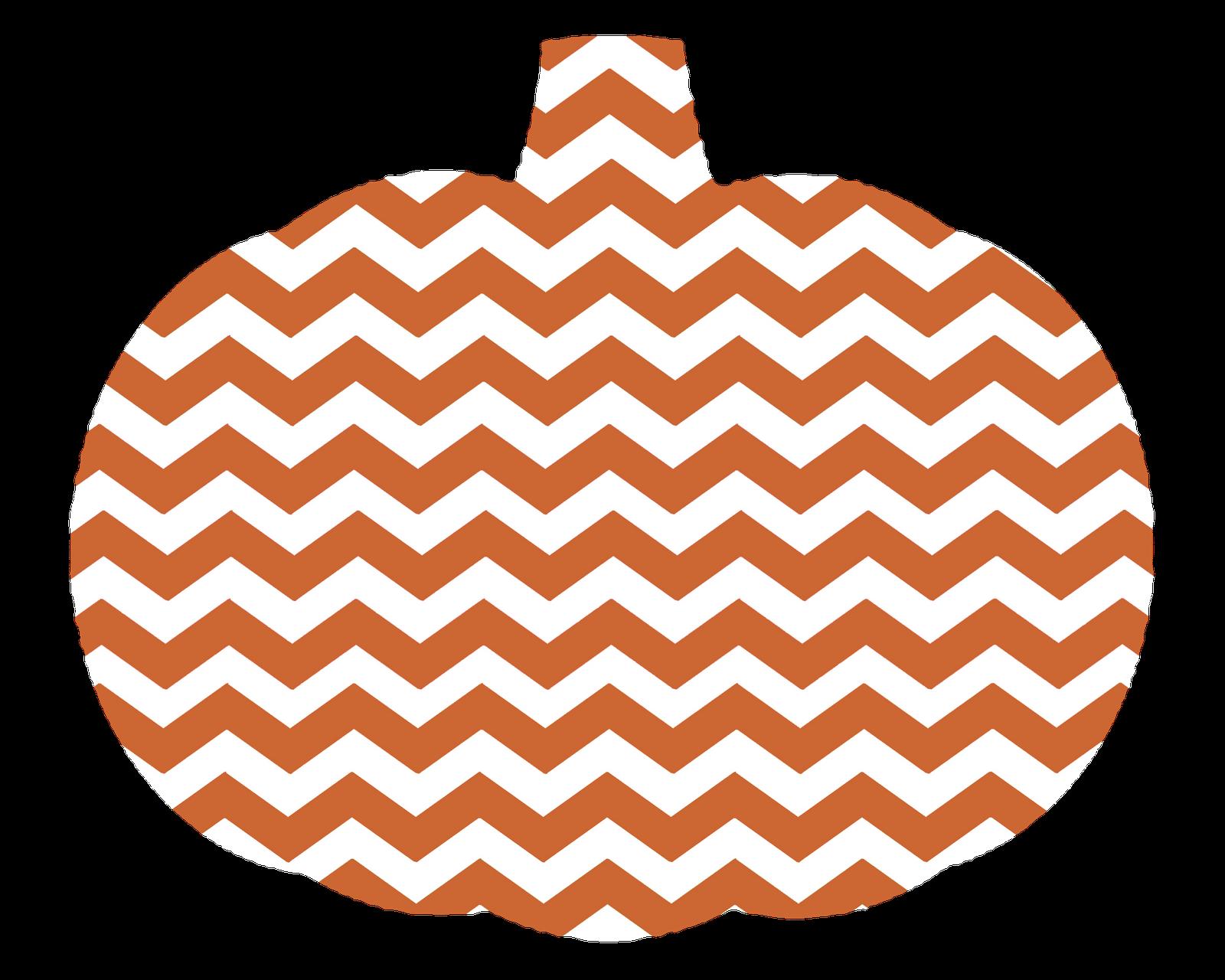 Chevron green orange and pink pumpkin clipart clipart free download Doodlecraft: Happy Halloween clipart free download