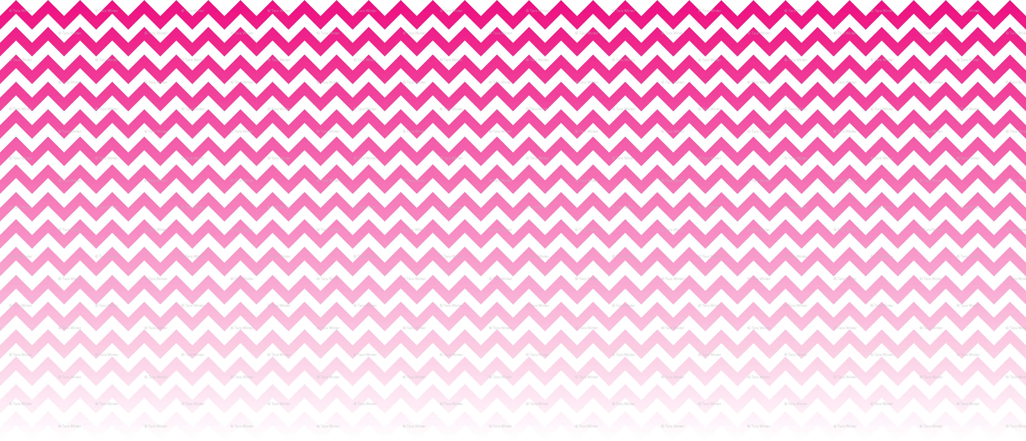 Chevron green orange and pink pumpkin clipart image free stock Hot Pink Ombre Chevron fabric - tarawinter - Spoonflower image free stock