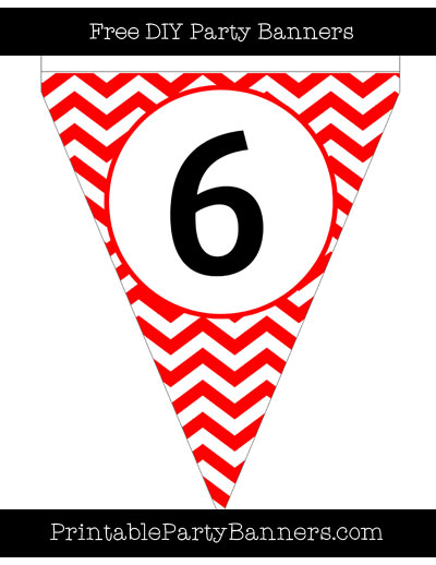 Chevron number 6 clipart image freeuse stock Pinterest • The world's catalog of ideas image freeuse stock