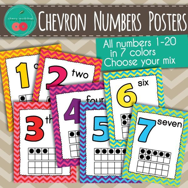 Chevron number 6 clipart graphic 17 Best ideas about Chevron Numbers on Pinterest | Ten frames ... graphic