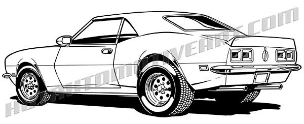 Chevy camaro clipart svg black and white library Chevy Camaro Cliparts | Free download best Chevy Camaro Cliparts on ... svg black and white library