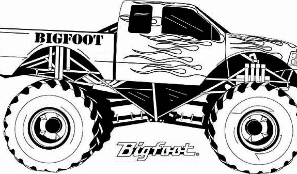 Monster trucks clipart clipart black and white Free Monster Truck Clip Art, Download Free Clip Art, Free Clip Art ... clipart black and white