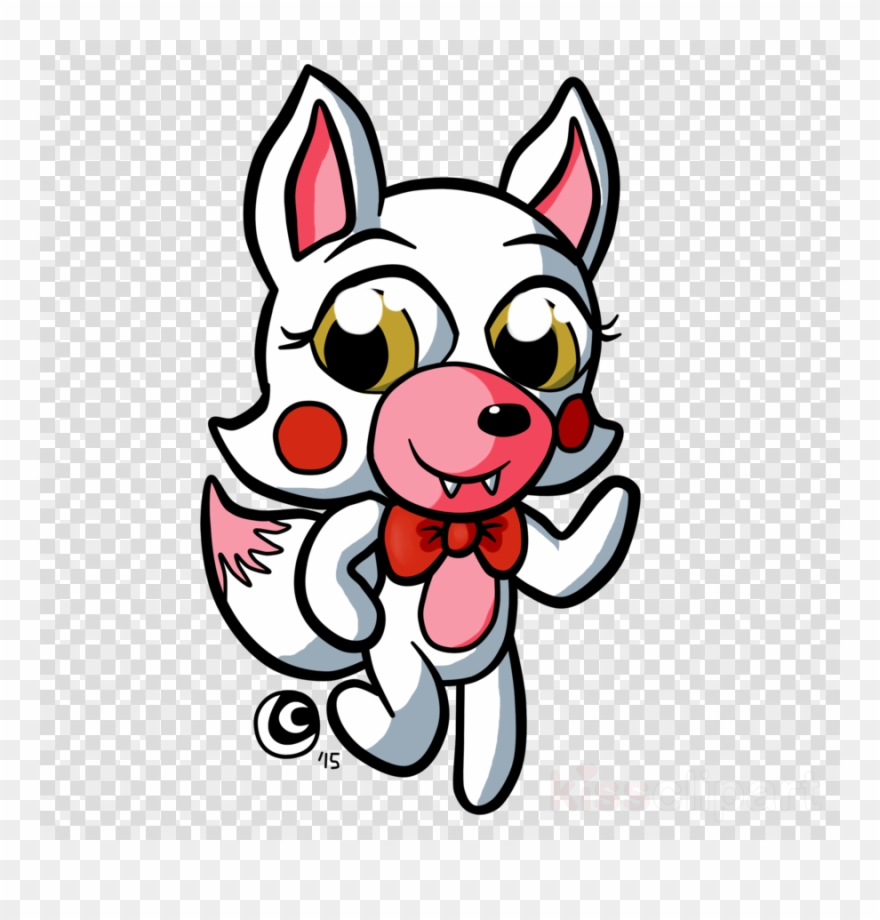 Chibi clipart pack png freeuse Mangle Chibi Clipart Five Nights At Freddy\'s 2 Chibi - Blingee - Png ... png freeuse