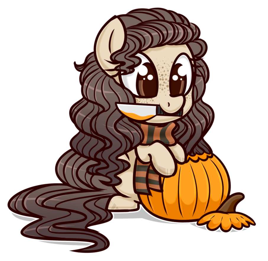 Chibi pumpkin clipart banner freeuse library Lumina Pumpkin Carving Chibi [YCH] by WhiteHershey on DeviantArt banner freeuse library