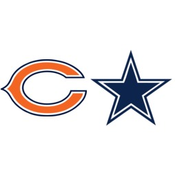 Chicago bears 1986 super bowl champions clipart graphic transparent download Chicago Bears at Dallas Cowboys - December 21st, 1986 | Pro-Football ... graphic transparent download