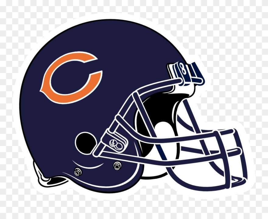Chicago bears clipart png download Chicago Bears Logo Png - Pittsburgh Steelers Helmet Clipart (#361850 ... png download