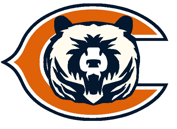 Chicago bears clipart picture freeuse download Free Chicago Bears Logo, Download Free Clip Art, Free Clip Art on ... picture freeuse download