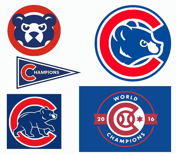 Chicago cubs baseball logo clipart vector freeuse download Chicago Cubs SVG, Chicago Baseball , Chicago Baseball DXF, Baseball ... vector freeuse download